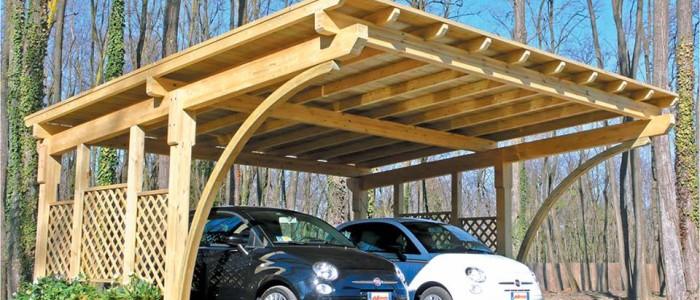 car box legno lamellare