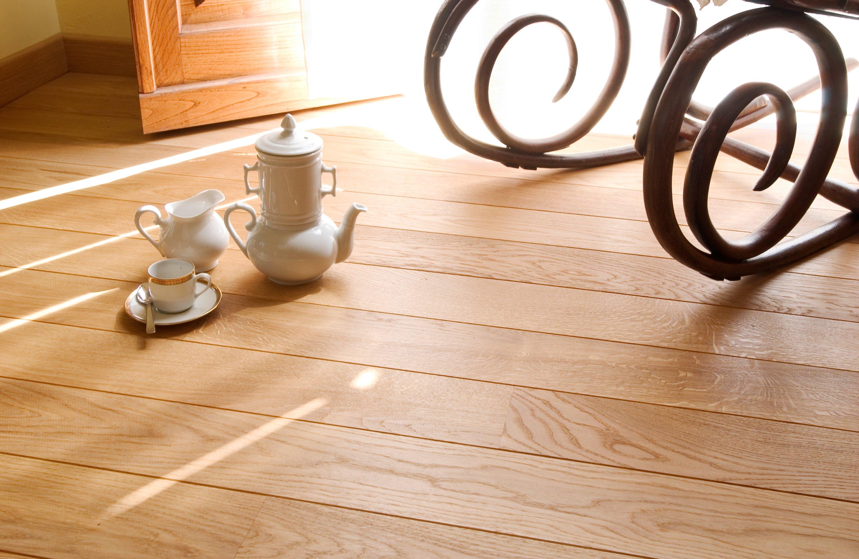 Linea antica ferriera parquet pavimento in legno massello for Spessore parquet